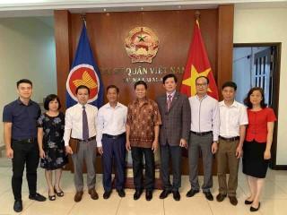 Chuyến công tác tại Malaysia của Đoàn cán bộ Viện Hàn Lâm KHXH Việt Nam và tỉnh Hà Giang