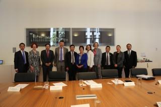 Đoàn lãnh đạo cấp cao của Viện Hàn lâm Khoa học xã hội Việt Nam làm việc tại Úc và Niudilan