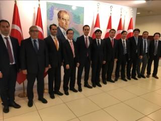 Đoàn đại biểu cấp cao của Viện Hàn lâm Khoa học xã hội Việt Nam thăm và làm việc tại Cộng hoà Thổ Nhĩ Kỳ và Cộng hoà Ba Lan