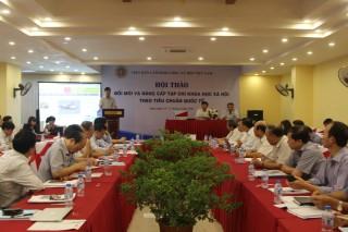 Hội thảo: Đổi mới và nâng cấp tạp chí khoa học xã hội theo tiêu chuẩn quốc tế