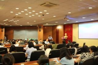 Hội nghị tập huấn quản lý nhà nước về thanh niên