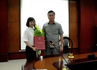 Lễ Công bố và trao Quyết định bổ nhiệm Phó Tổng biên tập Tạp chí Nghiên cứu Đông Nam Á