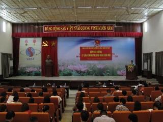 Khai giảng Lớp Bồi dưỡng lý luận chính trị dành cho đảng viên mới năm 2017