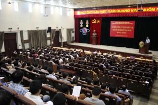 Khai giảng Lớp bồi dưỡng lý luận chính trị cho đối tượng kết nạp Đảng và Đảng viên mới năm 2020