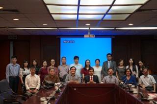 """Tọa đàm khoa học """"Kỳ họp lần thứ 17 Ủy ban Hỗn hợp Việt Nam - Ấn Độ và phản ứng của Ấn Độ trong đại dịch Covid-19"""""""