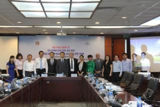 """Hội thảo quốc tế """"Tài chính giáo dục đại học: Nhu cầu và tiềm năng cải cách tại Việt Nam"""""""