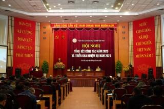 Viện Hàn lâm Khoa học xã hội Việt Nam tổng kết công tác năm 2020 và triển khai nhiệm vụ năm 2021