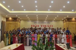 Hội thảo quản lý chất thải nhựa trên thế giới và tại Việt Nam: Thực trạng và giải pháp