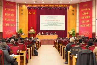 Ngôn ngữ học Việt Nam trong bối cảnh ngôn ngữ học thế giới và khu vực