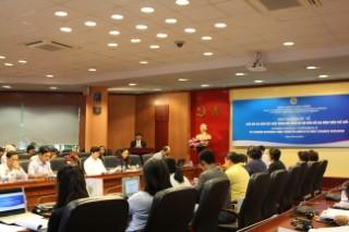 """Hội thảo quốc tế  """"Biến đổi gia đình Việt Nam trong mối quan hệ với biến đổi gia đình trên thế giới"""""""