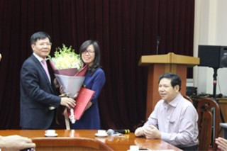 Lễ Công bố và trao Quyết định bổ nhiệm Phó Tổng biên tập Tạp chí Từ điển học và Bách khoa thư