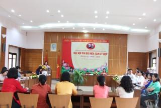 Đại hội Chi bộ Viện Tâm lý học lần thứ XII nhiệm kỳ 2020 – 2025