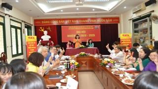 Đại hội Chi bộ Viện Từ điển học và Bách khoa thư Việt Nam nhiệm kỳ 2020 – 2025