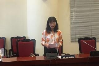 """Đề tài cấp Bộ """"Nghiên cứu đánh giá tình hình sử dụng tiếng Việt và tiếng Gia-rai trên lớp học ở các lớp 1-2 vùng dân tộc thiểu số Gia-rai của tỉnh Gia Lai"""" nghiệm thu đạt loại xuất sắc"""
