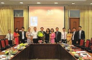 Đại hội Chi bộ Ban Tổ chức cán bộ nhiệm kỳ 2017-2020