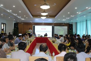 Hội thảo công tác Tạp chí và Xuất bản năm 2017 của Viện Hàn lâm Khoa học xã hội Việt Nam