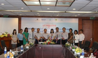 Khóa học Tiếng Việt cho học viên Hàn Quốc năm 2017