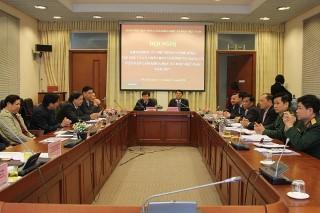 Hội nghị kiểm điểm tự phê bình và phê bình năm 2017 của Ban Thường vụ Đảng ủy Viện Hàn lâm Khoa học xã hội Việt Nam