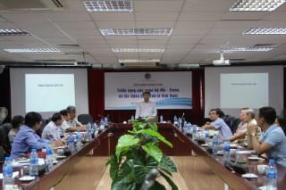"""Tọa đàm khoa học """"Triển vọng của quan hệ Mỹ - Trung và tác động đến kinh tế Việt Nam"""""""